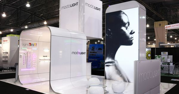 Ideal Basic A frame R Aluvision exhibition stands small Pinterest Exhibitions Booth design and Exhibition booth