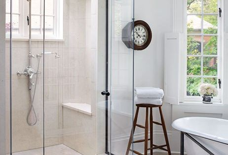 Design Files Darryl Carter Shower Fittings And Vintage Tub