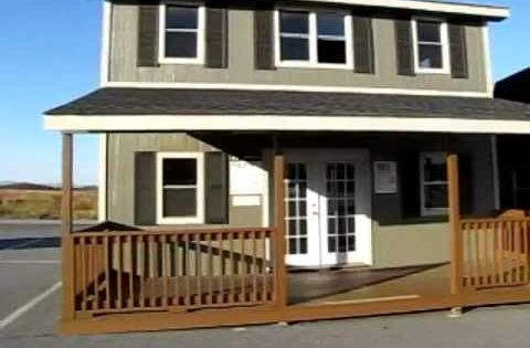 tiny house cheap off grid two story cheap youtube 13k