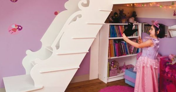 Cool bunk/loft bed ideas on this page