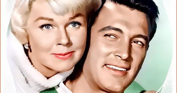 Doris Day & Rock Hudson- Pillow Talk