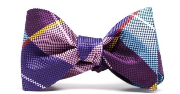 Bow tie - photo