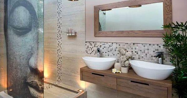 Salle de bain zen et nature id es salle de bain for Idee salle de bain zen et nature