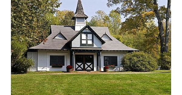 Victorian Carriage House Barn Carriage Barns Workshop