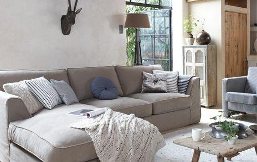 Landelijk wonen decoratie landelijke inrichting algemeen pinterest landelijk wonen - Decoratie kamer thuis woonkamer ...