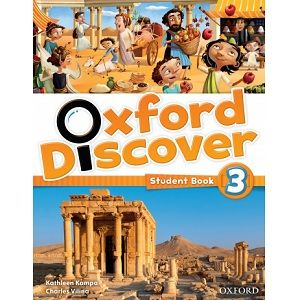Oxford Discover 3 Student Book With Images Teacher Books