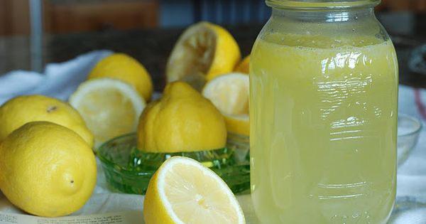 homemade lemonade and pink lemonade recipes