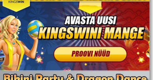 Kingswin Kasiinos Uued Mangud Bikini Party Dragon Dance Boonused Ja Kampaaniad Kasiino Pokker Spordiennustus Dragon Dance Bikini Party Dragon