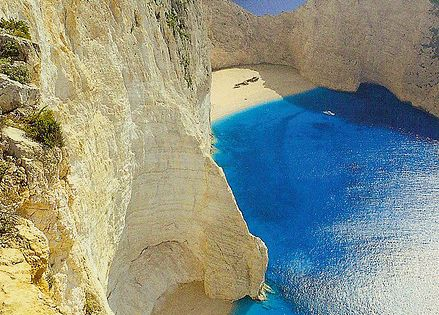 (Zakynthos Island) Greece: Among my top-3 vacation destinations.