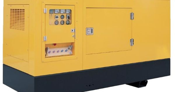 Sound Proof Generator On Hire We Provide All Types Of Generators And Gensets On Hire And Rent Which Include Silent Generat Generation Rent Portable Generator