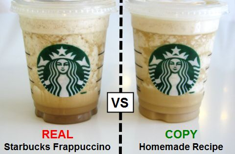 Homemade Frappuccino Recipe Make a copycat Starbucks Frappuccino for a fraction of