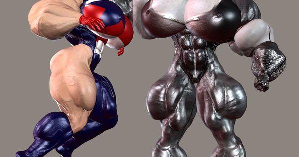 deviant art thunder female muscle deviantart more like
