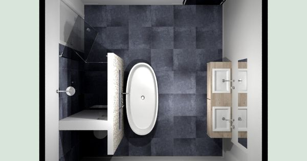 Badkamer indeling voorbeeld de eerste kamer ba os pinterest bathroom ideas bathroom and - Voorbeeld toilet ...