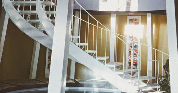 Grand Foyer Yacht : Interior of yacht club salton sea by albert frey palm