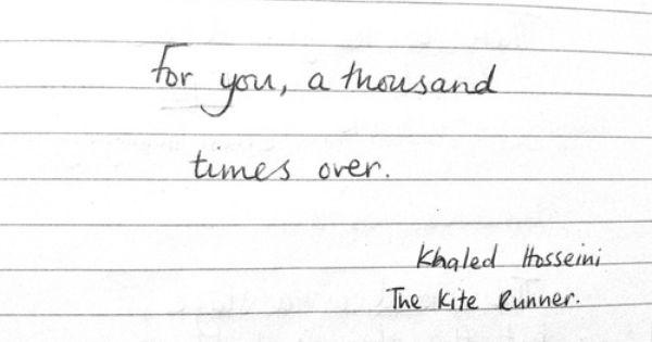 essays on kite runner guilt