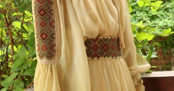Maro rochita gypsy pinterest romanian wedding traditional and wedding dress - Traditional style wedding romania ...