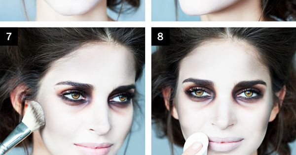 15 Amazing Halloween Makeup Tutorials That Will Take Your Costume To The