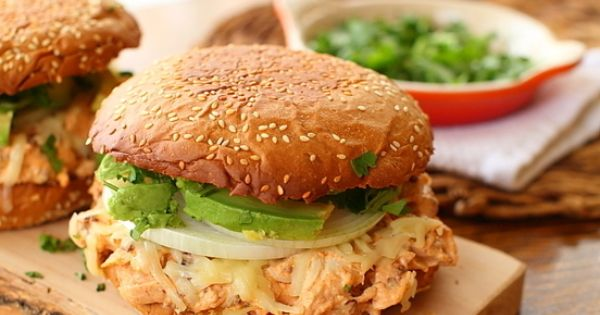 Chipotle chicken, Chipotle and Sandwiches on Pinterest