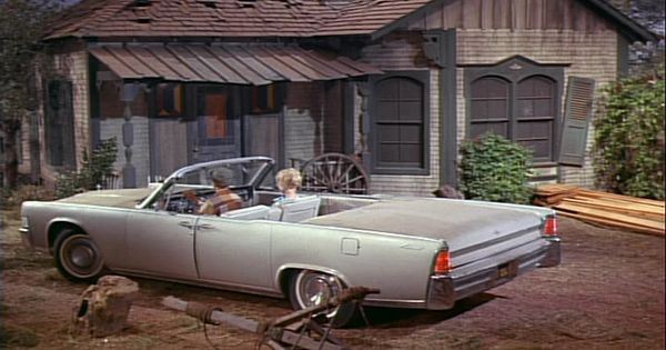 1965 lincoln continental convertible 74a in green green acres pinterest. Black Bedroom Furniture Sets. Home Design Ideas