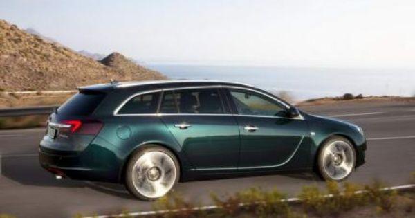 Opel Insignia Country Tourer 2014 Review Insignias