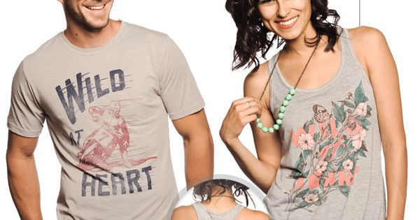 Wild at Heart / Sevenly {click the photo to purchase a shirt