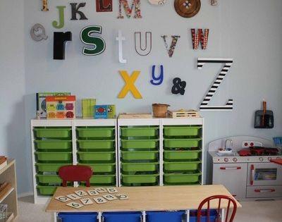 Wall Decoration Ideas For Montessori : Preschool classroom decorating ideas pictures