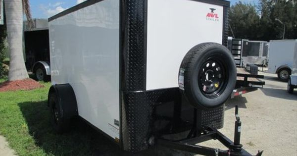 New 2018 Anvil For Sale By Thor Products Available In Palmetto Florida At Thor Trailers You Can Get The Best Best Trailers Enclosed Trailers Cargo Trailers