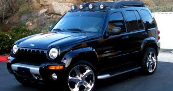 Blackjeeps S 2003 Jeep Liberty In Riverside Ca Jeep Liberty Jeep Liberty Sport Jeep