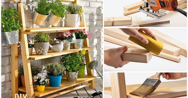 ob als schmales regal auf dem balkon oder als ausladende. Black Bedroom Furniture Sets. Home Design Ideas