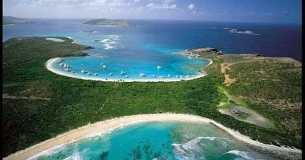 Culebra Island Puerto Rico Gopro Drone With Images Puerto