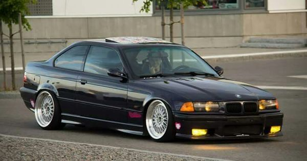Bmw E36 M3 Black Stance Bmw Ultimate Driving Machine