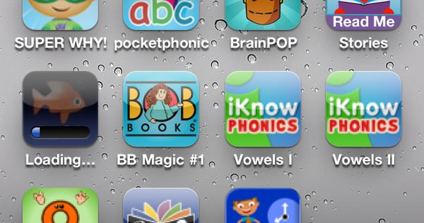 reading and math apps for kids. Same as other?