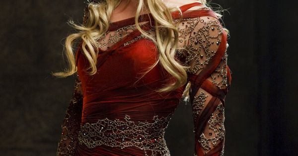 Morgause. I dont see much love for her on Merlin boards. Mostly