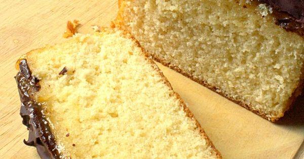 Marmalade Loaf Cake Recipes: Soft Vanilla Sponge With Seville