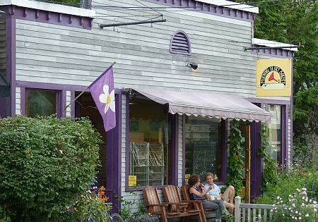 Bar harbor restaurants morning glory bakery try the for Food bar harbor
