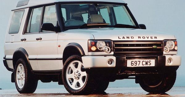 2002 Land Rover Discovery Series II 4 Dr SE AWD SUV   wishlist ...