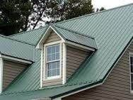Image Result For Green Metal Roof House House Paint Exterior Exterior House Colors Green Roof House