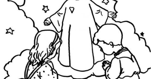 coloring pages religious education - photo#42