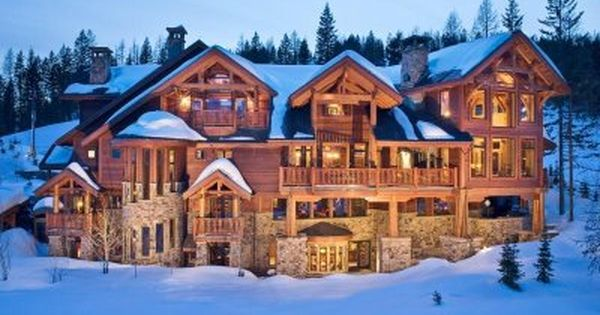 This Is The Most Expensive House In Utah Winter House Vacation