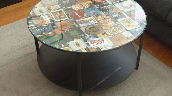 15 Unique Decoupage Furniture Projects More Ikea Hackers