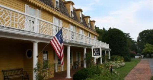 Robert Morris Inn Restaurant Frommer S Exceptional East Coast Beaches Country Inn Chesapeake Bay