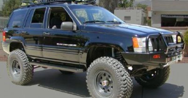 1994 Jeep Grand Cherokee 4 Dr It S A Jeep Thing