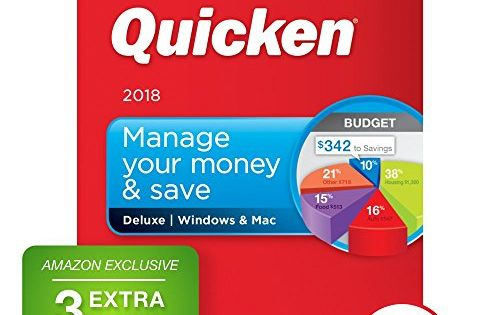 Quicken Deluxe 2018 27 Month Personal Finance Budgeti Https Www Amazon Com Dp B078vtmt6r Ref Cm Sw R Personal Finance Amazon Deals Shopping Budgeting
