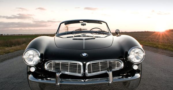 """The immortal BMW 507 Roadster definitely needs no introduction. It is simply"