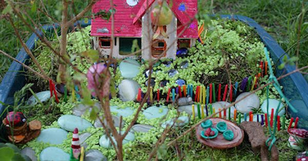 Winner Spotlight Fairy Garden Contest 2012 The Magic Onions Cool Site Fairy Garden