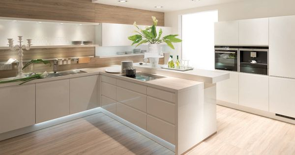 Nolte Kitchens Are Designed With Quality Kitchen