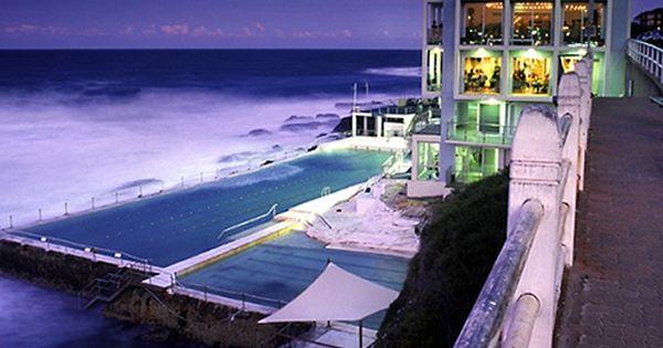 Icebergs, Sydney, Australia - Bondi Beach