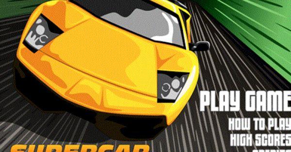 تحميل العاب سيارات العاب فلاش العاب برق العاب ماهر Super Cars Racer Play More Games