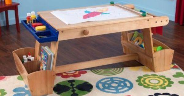 table dessin avec rangements 127x65x53cm autre des id es pour doudou pinterest tapis de. Black Bedroom Furniture Sets. Home Design Ideas