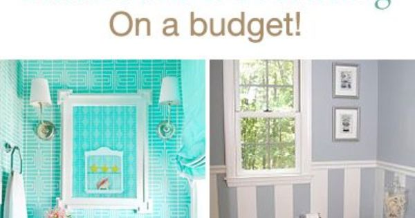 bathroom d cor quick bathroom decorating on a budget pinterest